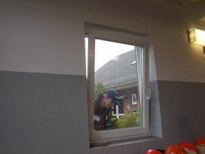 Fensteröffnung
